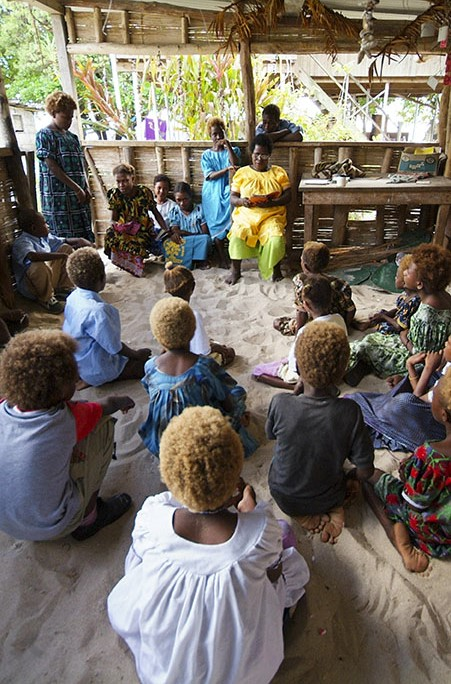 Kunaiye Sunday School 2007.jpg